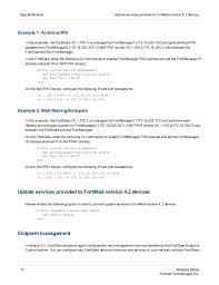 fortimanager v5 0 10 release notes