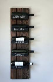 wine rack wall hanging wine rack holder 31 modern wine cellar