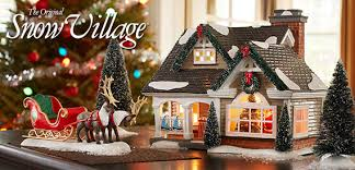department 56 snow department 56 villages world accents
