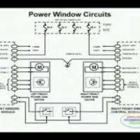 wiring diagram power window proton wira yondo tech