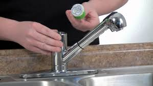 Replacing Cartridge In Moen Kitchen Faucet How To Install A Kitchen Faucet With Pull Down Sprayer U2013 Youtube