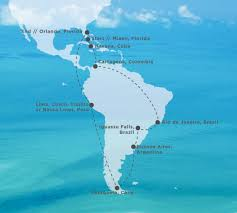 Cusco South America Map by Gallery Cuba And South America Tcs World Travel