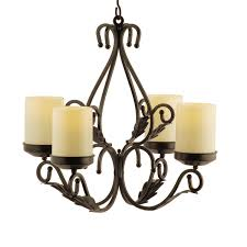 Candle Holder Chandeliers Pacific Accents Flameless Candle Holders For Outdoor Decorating