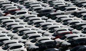 vehicle sales to drop as ride hailing booms ihs markit study