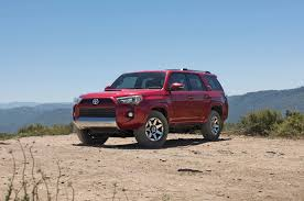 toyota 4runner 2017 black toyota reveals 2017 4runner in trd off road trim
