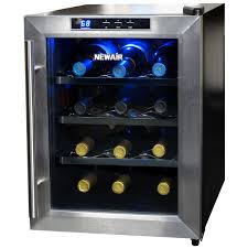 black friday wine fridge aw 121e newair thermoelectric wine cooler