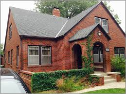 brick home designs exterior paint colors for red brick homes video and photos