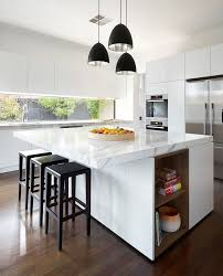 modern kitchen designs melbourne 13 examples of bright white contemporary kitchens contemporist