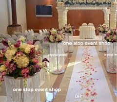 27inch sales for wedding decoration table flower gorgeous