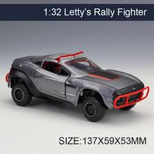 fast and furious 1 cars 1 32 scale fast u0026 furious 8 letty u0027s rally fighter car u2013 my