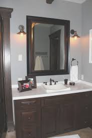 Framing Existing Bathroom Mirrors Add Frame To Existing Bathroom Mirror Bathroom Mirrors