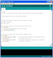 learn arduino lesson 1 u2013 handson tech