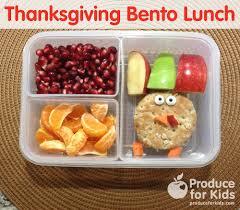 healthy thanksgiving treats paragon schools
