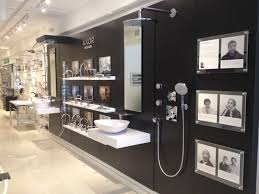 bathroom design stores axor display at our showroom in the miami design district