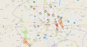 Pg E Power Outage Map Popular 190 List Aep Outage Map