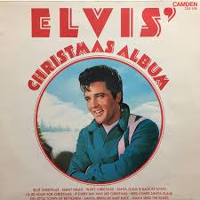 elvis elvis christmas album vinyl lp album at discogs