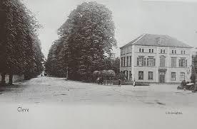 Bahnhofshaus Kaufen Kleve Germany Materborner Allee Um 1905 Kleve Germany 1900