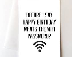 Meme Happy Birthday Card - funny tea meme happy birthday card