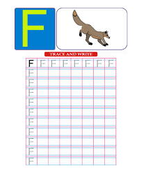 printable capital letter f coloring worksheets free online