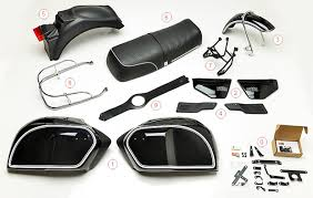 Bmw R1200r Comfort Seat R120 R Classic Kit For Your Bmw R 1200 R