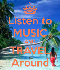 travel music images Traveling alone make music your companion padhaaro blog png