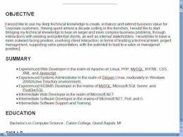 does a resume need an objective 2 creating a great resume part 2 objectives screen eo now