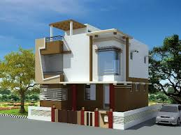 Modern Elevation Duplex House Elevation Design Homes Zone