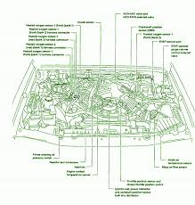 01 frontier throttle body diagram wiring schematic wiring