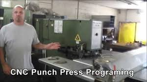 sheet metal punch press cnc punching manufacturing fabrication