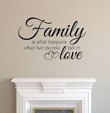 Best FAMILY Quotes Vinyl Decals Images On Pinterest Vinyl - Family room quotes