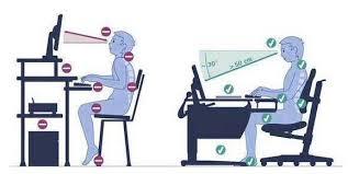 guide d ergonomie travail de bureau la santé et la sécurité de l ergonomie au bureau uqo
