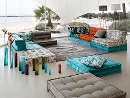 canap roche bobois tissu mah jong roche bobois occasion sofa sacha lakic