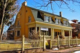 gambrel style roof 1890s dutch colonial revival in denver colorado article ken