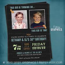 joint birthday party invitation wording for adults oxsvitation com