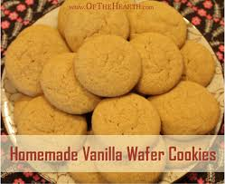 vanilla wafer cookies recipes food for health recipes