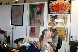 scottish tattoo convention 2017 mediazink