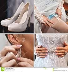 wedding accessories bride stock photo image 51333324
