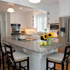 pictures of kitchen islands with table seating for kitchen kitchen island no oval with seating andrea outloud