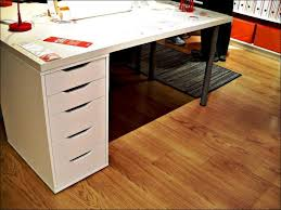 Standing Desk On Wheels Furniture Amazing Glass Corner Table Ikea Build A Stand Up Desk
