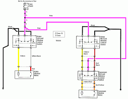 window motor wiring diagram power window not working mustang forums