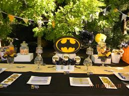 batman party ideas batman birthday party ideas photo 9 of 29 catch my party