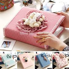 fabric photo album popular new born baby albume buy cheap new born baby albume lots