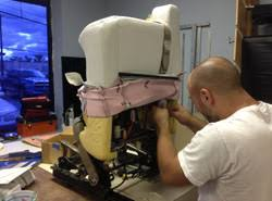 Upholstery Training Courses Upholstery Course Info Mobile Tech Training