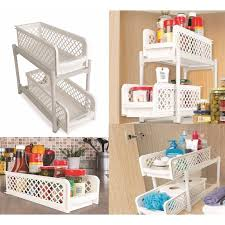 Bathroom Basket Drawers Portable Basket 2 Tier Drawers Best Price At Trolley Pk In Pakistan
