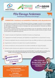 chambre d agriculture 08 ardennes conseil elevage agriculture villers semeuse