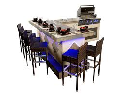 ideal outdoor living kitchens bars grills fire pits for your