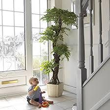 artificial bonsai tree 50cm co uk kitchen home