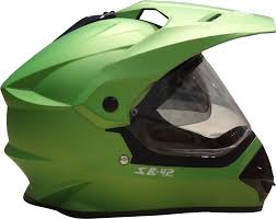 motocross style helmet ministry of road transport in touch with bis for providing