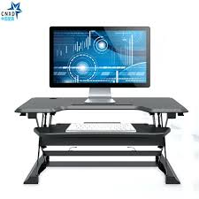 Computer Desk Posture Desk Ergonomic Height Adjustable Stand Up Computer Desk Laptop