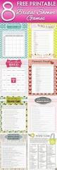 best 25 printable bridal shower games ideas only on pinterest
